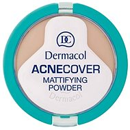 DERMACOL ACNEcover Mattifying Powder No.03 Sand 11 g - Pudr