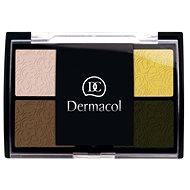 DERMACOL Quattro Eye Shadow č. 3  2 × 1,5 g - Oční stíny