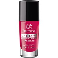 DERMACOL One Coat - Extreme Coverage Nail Polish 145 10 ml - Lak na nehty