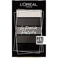 ĽORÉAL PARIS La Petite Palette Fetishist 5 x 0,8 g - Paletka očních stínů