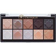 DERMACOL Eyeshadow Palette Matt and Pearl No.02