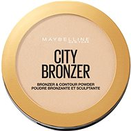 MAYBELLINE NEW YORK City bronzer a konturovací pudr 100 Light Cool 8 g - Bronzer