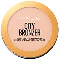 MAYBELLINE NEW YORK City bronzer a konturovací pudr 150 Light Warm 8 g - Bronzer
