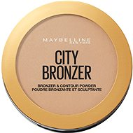MAYBELLINE NEW YORK City bronzer a konturovací pudr 200 Medium Cool 8 g - Bronzer