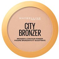 MAYBELLINE NEW YORK City bronzer a konturovací pudr 250 Medium Warm 8 g - Bronzer