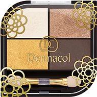 DERMACOL Quatro Eyeshadow No.01 8 g - Oční stíny