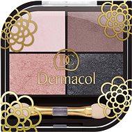 DERMACOL Quatro Eyeshadow č.02 8 g - Oční stíny