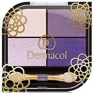 DERMACOL Quatro Eyeshadow No.03 8 g - Oční stíny
