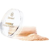 DERMACOL Invisible Fixing Powder - Banana 13,5 g