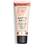 REVOLUTION Matte Base F4 28 ml - Make-up