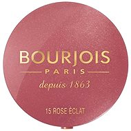 BOURJOIS Blush 15 Rose Eclat 2,5 g - Tvářenka