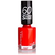RIMMEL LONDON 60 Seconds Nail Polish By Rita Ora 300 Glaston-Berry 8 ml - Lak na nehty
