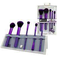 Moda® Perfect Mineral Purple Brush Kit 6 ks - Sada kosmetických štětců