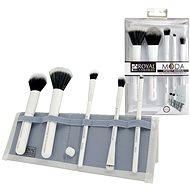 Moda® Perfect Mineral White Brush Kit 6 ks - Sada kosmetických štětců