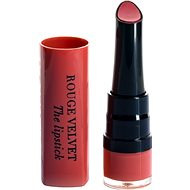 BOURJOIS Rouge Edition Velvet 02 Flaming' Rose 2,4 g - Rtěnka