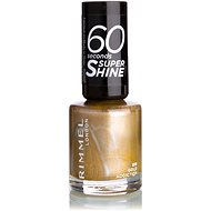 RIMMEL LONDON 60 Seconds Flip Flop Fashion 818 Gold Addiction 8 ml