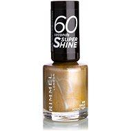 RIMMEL LONDON 60 Seconds Flip Flop Fashion 818 Gold Addiction 8ml - Nail Polish