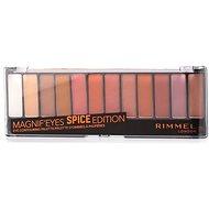RIMMEL LONDON Magnif'Eyes Eyeshadow Palette 005 Spice Edition 14,16 g - Paletka očních stínů