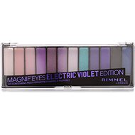 RIMMEL LONDON Magnif'Eyes Eyeshadow Palette 008 Electric Violet 14,16 g