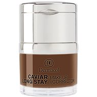 DERMACOL Caviar Long Stay Make-Up & Corrector No.6 Dark Chocolate 30 ml
