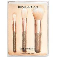 REVOLUTION Mini 3 ks - Sada kosmetických štětců