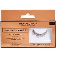 REVOLUTION No.8 Twist Volume 1 pcs - Adhesive False Eyelashes