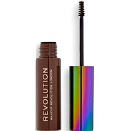 REVOLUTION High Brow Gel Medium Brown 6ml - Eyebrow Gel