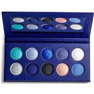 REVOLUTION PRO Colour Focus Palette Smoke & Mirrors 15 g - Paletka očních stínů