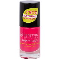 BENECOS Happy Nails Green Beauty & Care Oh Lala! 5ml - Nail Polish