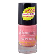 BENECOS Happy Nails Green Beauty & Care Bubble Gum 5ml - Nail Polish