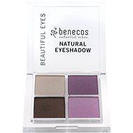 BENECOS BIO Eyeshadow Beautiful Eyes 8 g - Paletka očních stínů