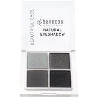BENECOS BIO Eyeshadow Smokey Eyes 8 g - Paletka očních stínů