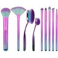 ROYAL & LANGNICKEL MODA® Prismatic Deluxe Gift Kit 9 Pc - Makeup Brush Set