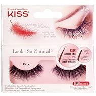 KISS Look So Natural Lash - Flirty - Nalepovací řasy