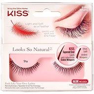 KISS Look So Natural Lash - Shy - Nalepovací řasy