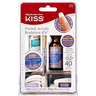 KISS French Acrylic Kit (Dual Injection) - Cosmetic Set