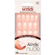 KISS Salon Acrylic Nude Nails - Graceful - Umělé nehty