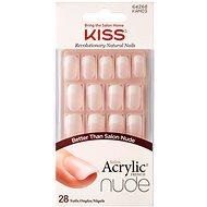 KISS Salon Acrylic Nude Nails - Cashmere - Umělé nehty