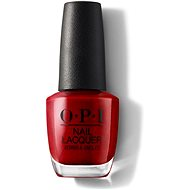 OPI Nail Lacquer An Affair in Red Square 15 ml - Lak na nehty