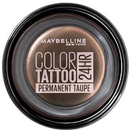 MAYBELLINE NEW YORK Color Tattoo Eye Shadow 40 Permanent Taupe  - Oční stíny