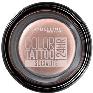 MAYBELLINE NEW YORK Color Tattoo Eye Shadow 150 Socialite  - Oční stíny