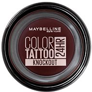 MAYBELLINE NEW YORK Color Tattoo Eye Shadow 160 Knockout - Oční stíny