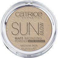 CATRICE Sun Glow Matt Bronzing Powder 030 9,5 g - Pudr