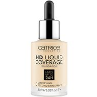 CATRICE HD Liquid Coverage Foundation 002 30ml - Make-up
