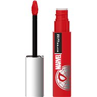 MAYBELLINE NEW YORK SuperStay Matte Ink Marvel x Maybelline Collection 120 Pioneer 5 ml - Rtěnka
