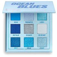 MAKEUP OBSESSION Ocean Blues 11,70 g - Paletka očních stínů