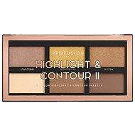 PROFUSION Highlight&Contour II. 20 g - Konturovací paletka