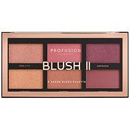 PROFUSION Blush II. 10,4 g - Konturovací paletka
