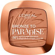 ĽORÉAL PARIS Skin Paradise Bronze to Paradise 02 Baby One More Tan Bronzer 9 g - Bronzer