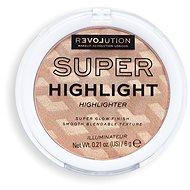 REVOLUTION Relove Super Rose 6 g - Rozjasňovač